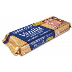 Voortman, Sugar Free, Vanilla Wafers, 9oz Bag