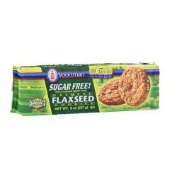 Voortman Oatmeal Flaxseed Cookies Sugar Fre