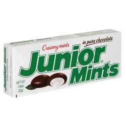 Junior Mints, 1.84-Ounce Boxes