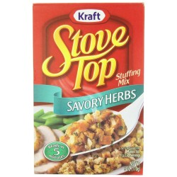 Stove Top Savory Herb Stuffing Mix 6 oz Boxes