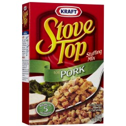 Stove Top Stuffing Mix for Pork 6 oz