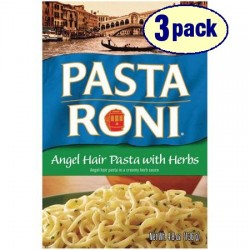 3-pack Pasta Roni Angel Hair Pasta With Herbs