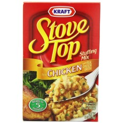 Stove Top Stuffing Mix for Chicken 6 oz