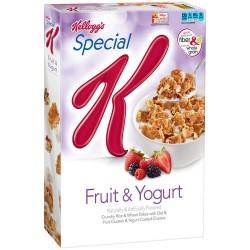 Kellogg's Special K Fruit & Yogurt 12.5 Oz