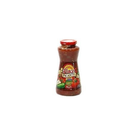 Pace The Original Picante Sauce Hot 16 Oz