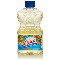 Crisco Pure Vegetable Oil, 32 Fl Oz