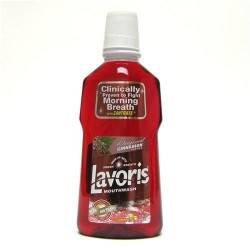 Lavoris Mouthwash, Original Cinnamon, 18oz.