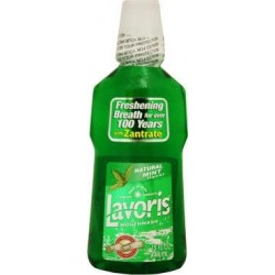 Lavoris Mouthwash Nat Mint 18 OZ