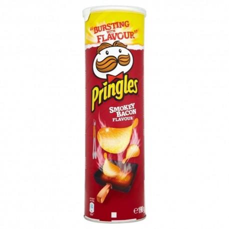 Pringles Bacon Potato Crisps 5.96 Oz