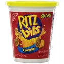 Ritz Bits GO Packs Cheese Filled Sandwich Crackers, 3 Ounce