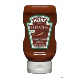 Heinz Sriracha Ketchup 14 Oz