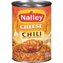 Nalley Cheese Chili, 14-Ounce Cans