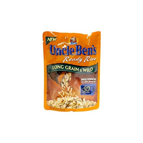 Uncle Ben's Ready Rice Long Grain & Wild