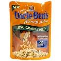 Uncle Ben's Ready Rice Long Grain & Wild, 8.8 oz