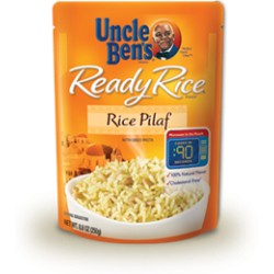 Uncle Ben's Ready Rice Pilaf