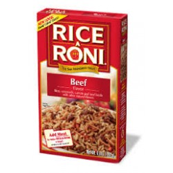 Rice-A-Roni Beef Rice Mix