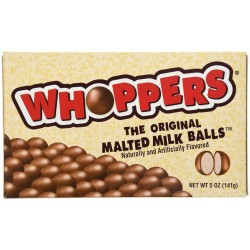 Whoppers Malted Milk Balls, 5-Ounce Package