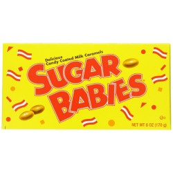 Sugar Babies Theatre Size Boxes, 6 oz. (Pack of 12)