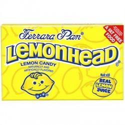 Lemonhead Lemon Candy - 6oz
