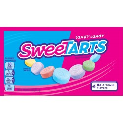 SweeTarts Tangy Candy Video Box, 5 Ounce