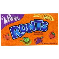 Nestle Wonka Candy Video Box, Runts, 5 Ounce