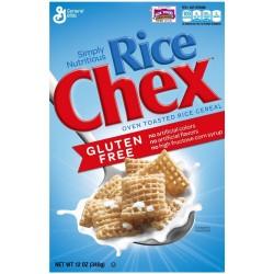 General Mills Rice Chex Gluten Free 12 oz.