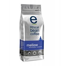 Ethical Bean Coffee Company Mellow - Medium Roast, Whole Bean, 12-Ounce Bag (Pack of 2)