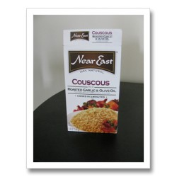 Near East Couscous Roasted Garlic & Olive Oil, 5.4 oz