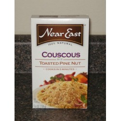 Near East Couscous Toasted Pine Nut, 5.6 oz