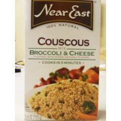 Near East Couscous Broccoli & Cheese, 5.4 oz