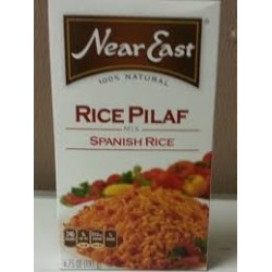 Near East Rice Pilaf Spanish Rice, 6.75 oz