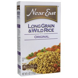 Near East Long Grain & Wild Rice, Original, 6.0 oz