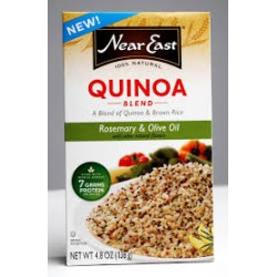 Near East Quinoa Rosemary & Olive Oil, 4.9 oz