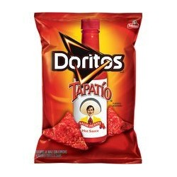Frito Lay, Doritos® Brand, Tapatio Hot Sauce Flavored Tortilla Chips, 11 Oz Bag