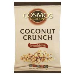 Cosmos Creations Puffed Corn Coconut Crunch, 6.5 Oz