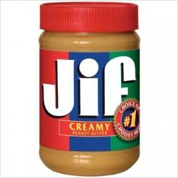 JIF Creamy Peanut Butter 16 oz.