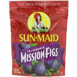 Sun Maid California MIssion Figs, 7-OZ Pouch