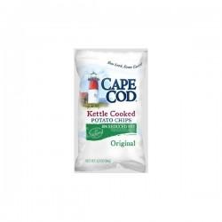 Cap Code  Potato Chips  40% Reduced Fat  8 OZ.