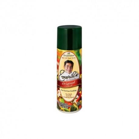Emeril's Cooking Spray Natural Canola Oil, 6-ounces