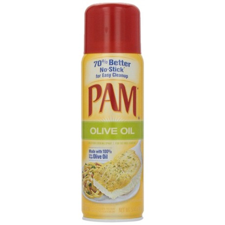 Pam Organic Olive Oil No-Stick Cooking Spray - 5  Oz