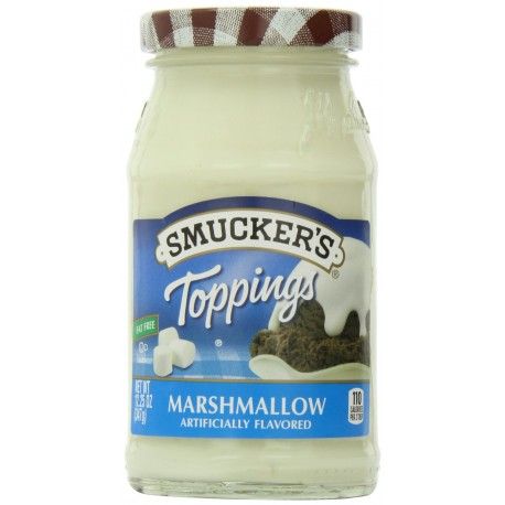 Smucker's Marshmallow Topping, 12.25 OZ