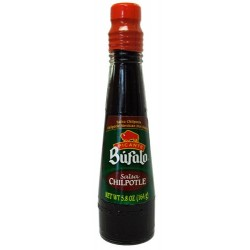Bufalo Salsa Chipotle, 5.8 Ounce