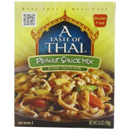 A Taste of Thai Peanut Sauce Mix, 3.5 oz