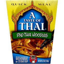 A Taste of Thai Pad Thai Noodles, 5.75 oz