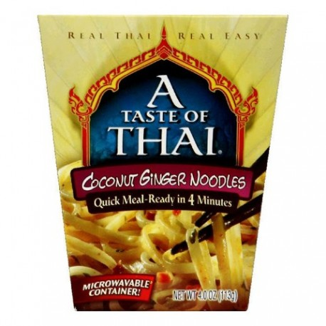 A Taste of Thai Coconut Ginger Noodles, 4 oz