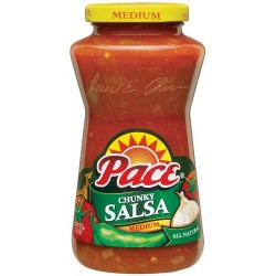Pace 16 Oz.  Medium Chunky Salsa 16 Oz