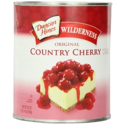 Wilderness Original Country Cherry Pie Filling and Topping, 21 Oz