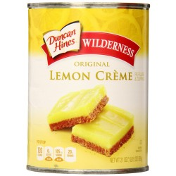 Wilderness Pie Filling & Topping, Lemon Creme, 302 Ounce