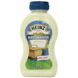 Heinz Real Mayonnaise, 11.5 Ounce