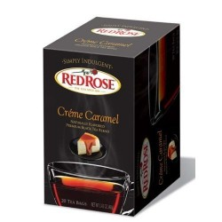 Red Rose Simply Indulgent Creme Caramel 20 Ct. [Pack of 3]